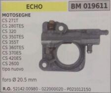 521420098 BOMBA DE ACEITE MOTOSIERRA ECO CS420ES CS2600 tipo nuevo ø 20.5
