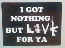 Vinyl Window Decals For Car Truck Toolbox Funny Offensive Stickers Guns And Love