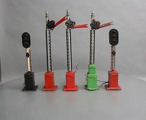 Lionel Vintage Standard Gauge Accessories: 82N, 99N, 99, 80, 80 [5]