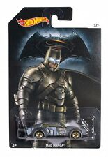 Mattel - Hot Wheels - Batman vs Superman - Mad Manga - Brand New