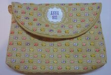 Anna Sui Beautiful Flowers Pattern Cosmetic bag