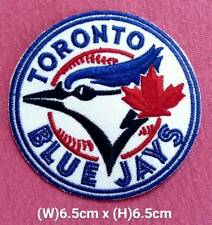 Toronto Blue Jays Baseball MLB Sport Logo Patch Embroidery iron,sewing on Fabric