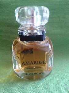 AMARIGE Mimosa Collezione 2007 Givenchy Edp 60 ml Rarissimo da Collezione