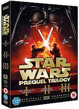 Star Wars - Prequel Trilogy (DVD, 2008, 6-Disc Set, Box Set)
