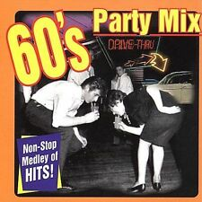 Party Mix-60's CD New Legacy Entertainment