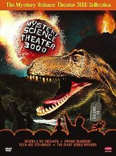 Mystery Science Theater 3000 Collection - Vol. 10 (DVD, 4-Disc) VG-18511-367-016