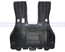 Peugeot 407 Citroen C5 Under Engine Cover Undertray Rust Protection