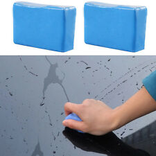 Clean Car Wash Truck Magic Bar Auto Vehicle Detailing Washing Cleaner Clay Blue~