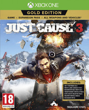 Just Cause 3 Gold Edition -  X Box One
