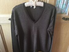 Monsoon Men's Jumper Size Medium 100% Merino Wool.