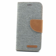 Canvas Wallet Case for Mobile Phone and PDA Accessories