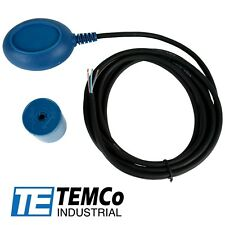 TEMCo Float Switch for Sump Pump & Water Level NO/NC Control Function 13ft Cord