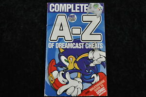Complete A-Z Of Dreamcast Cheats Vol 7