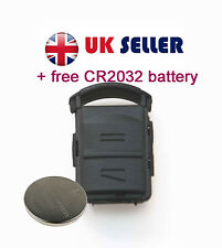 Fits Opel Vauxhall Holden Corsa Combo 2 BUTTON REMOTE KEY shell case + battery