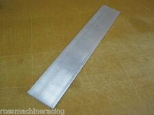 "1/2"" x 4""  6061 T6511 Aluminum Flange Plate Material RMR-060"