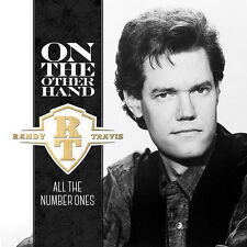 On The Other Hand: All The Number Ones - Randy Travis (2015, CD NIEUW)
