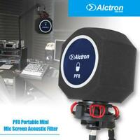 Alctron PF8 Studio Mic Screen Acoustic Filter Desktop Recording Wind Screen US