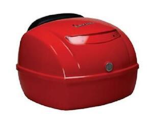 Red Genuine Vespa S Top Box
