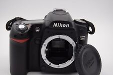 NIKON D80 10.2MP 2.5''Screen DIGITAL Camera BODY ONLY WITH BATTERY (3211)