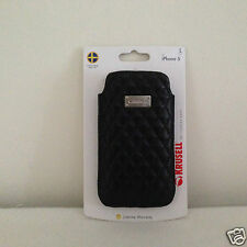 Krusell Avenyn Mobile Pouch L Smartphone Cover 95389 geeignet für iPhone 5