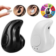 Bluetooth Wireless Stereo Earphone Earbud Sport in Ear Mini Headset Headphone