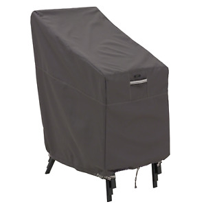 Classic Accessories Ravenna Stackable Patio Chair Cover
