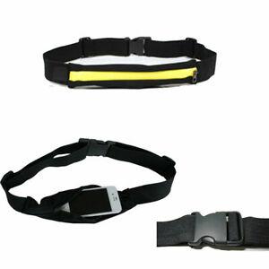 Running Pocket Belt Phone Pouch Waist Bag Sports Travel Fanny Pack for Men Women