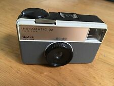 Kodak Instamatic 32 Camera - Boxed - Photography