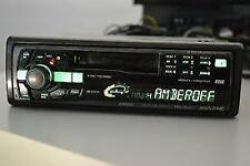 ALPINE TDA-7561R TUNER, CASSETTE DECK, CD-CHANGER CONTROL AI-NET, 2 PREOUT,COLOR