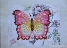 Farfalla Rosa Stick Confezione con perline stickset Stick Modello Stick immagine 28