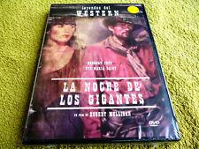 THE STALKING MOON / LA NOCHE DE LOS GIGANTES - English Español DVD R ALL Precint