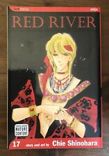 RED RIVER Volume 16 Chie Shinohara Viz Media manga Mature Content Shojo OOP Rare