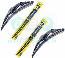 "Michelin Rainforce Traditional Wiper Blades 14"" x2 Porsche 911 1977-1990"