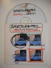 SPORTO KANTES : ACT.1 [ CD SINGLE ]
