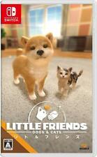 Little Friends Dogs & Cats Switch Imagineering Nintendo Switch From Japan