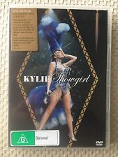 KYLIE ~ SHOWGIRL ~ KYLIE MINOGUE ~ NTSC DVD