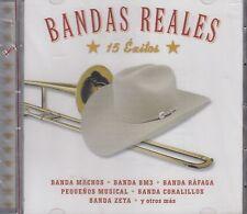 Banda Machos Banda BM3 Banda Zeta Banda Rafaga  New Nuevo Sealed