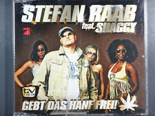 Stefan Raab feat, Shaggy - Gebt das Hnaf frei! >Maxi CD<