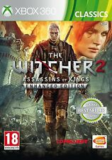 The witcher 2 assassins of kings-enhanced edition pour pal XBox 360 (nouveau)