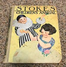 Stokes' Children's Annual - c. 1921