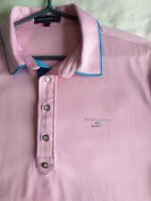 Aston Martin S Polo Shirt Men's size L Large Pink - BNWT