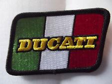 ducati round patch