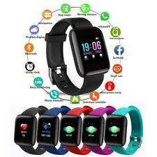 2020 Smart Watch Fitness Sport Tracker Blood Pressure Heart Rate Waterproof