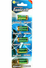 5x 4LR44 6v batteries Alkaline  PX28A 476A A544 4A76 battery by Eunicell  0% Hg