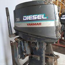 Yanmar D36 Outboard diesel engine Sr. 05535 Old and Used - Ocean freight