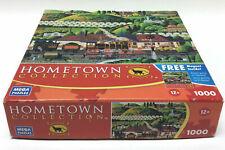 Mega Puzzle Hometown Collection Pumpkin Picking 1000 PC Heronim