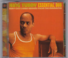 King Tubby-Essential Dub-Ruff Cuts & Hard riddims from the Mixmaster CD NEUF!