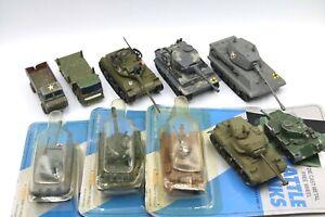 Zylmex etc Joblot Military Vehicles