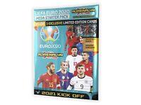 Panini UEFA Euro 2020 - 2021 Kick-Off Adrenalyn XL Starter Pack