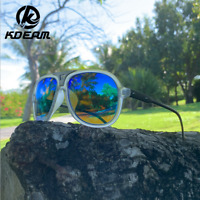 KDEAM Men Polarized Sunglasses Outdoor Driving Fishing Night Vision Glasses New
